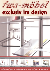 katalog büromöbel designerm bel von fws m bel
